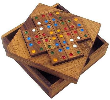 wooden star puzzle solution instructions