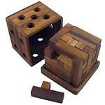 Great Y Cube - Wooden Puzzle Brain Teaser