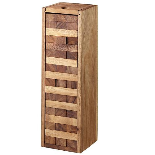 Jumbling Tower Classic Wooden Game