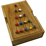 Last Fighter (Large) - Wooden Brain Teaser Puzzle