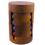 Spin To Win - Wooden Puzzle Brain Teaser