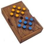 Switch Eight - Wooden Brain Teaser Puzzle