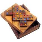 Color Match 8 Pieces Wooden Puzzle