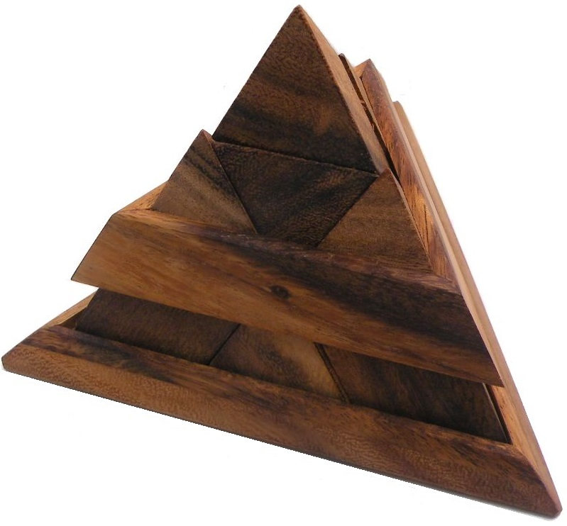 How To Build A Pyramid Code